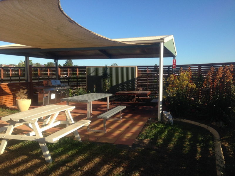 Gympie Caravan Park - Queens Park - Perisher Accommodation