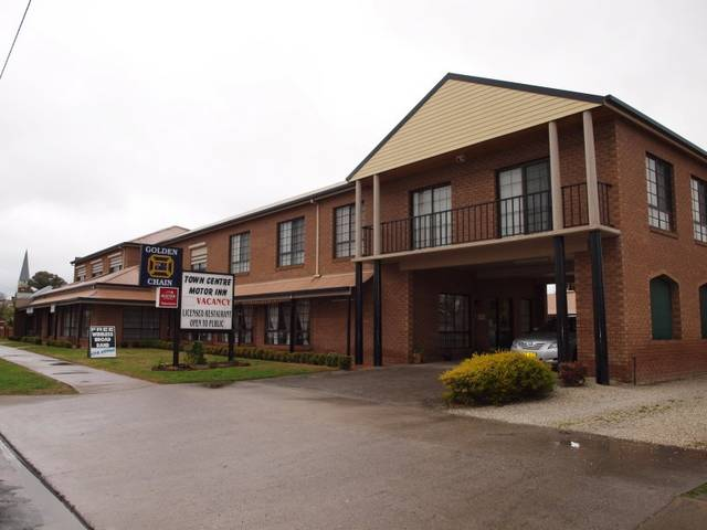 Holbrook Town Centre Motor Inn - Perisher Accommodation