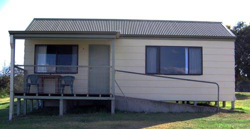 Lake Tyers Camp  Caravan Park
