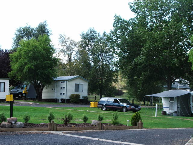 Poplar Caravan Park - Perisher Accommodation