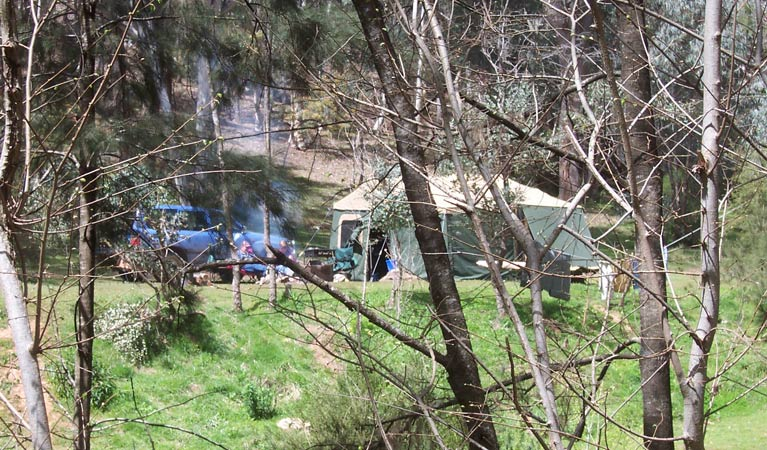 Abercrombie Caves campground - Perisher Accommodation