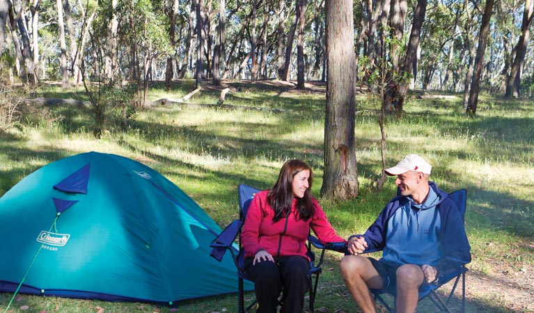 Apsley Falls campground - Perisher Accommodation