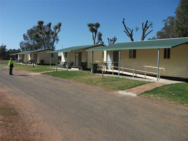 Riverview Caravan Park - Perisher Accommodation