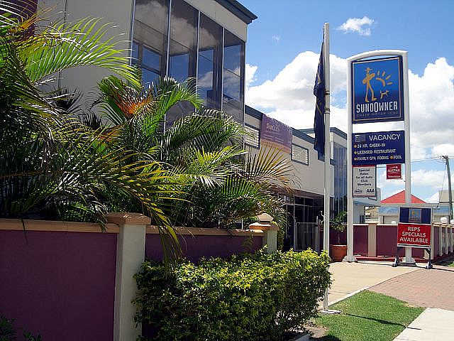 Sundowner Rockhampton Motel - Perisher Accommodation