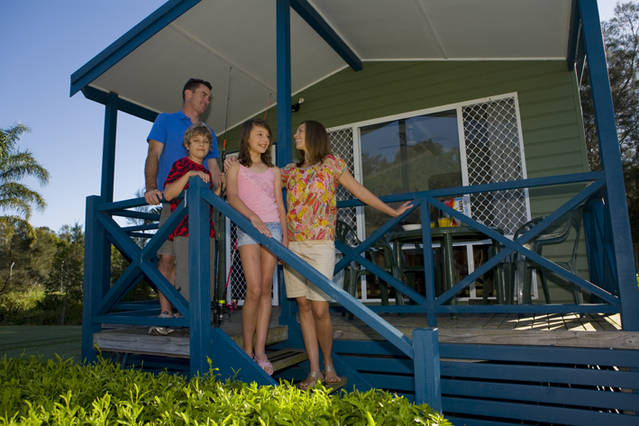 Swansea Gardens Lakeside Holiday Park - Perisher Accommodation