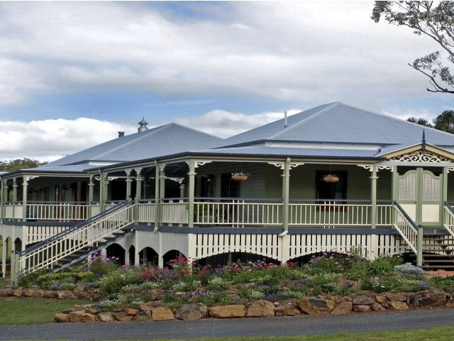 The Sanctuary Springbrook Guest House Cottage - Perisher Accommodation