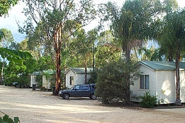 Yallakool Caravan Park on Bjelke-Petersen Dam - Perisher Accommodation