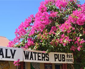 Daly Waters Historic Pub - Perisher Accommodation