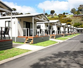 Geelong Riverview Tourist Park BIG4 - Aspen Parks - Perisher Accommodation