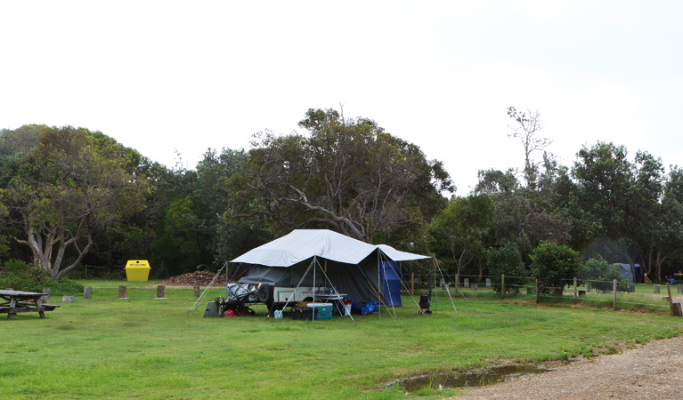 Illaroo campground - Perisher Accommodation
