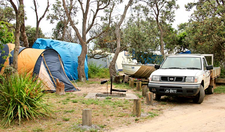 Picnic Point campground - Perisher Accommodation