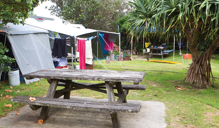 Sandon River campground - Perisher Accommodation