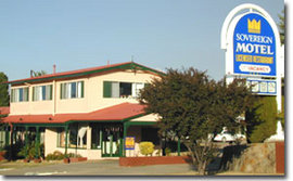 Sovereign Motor Inn Cooma - Perisher Accommodation