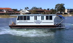 Dolphin Houseboat Holidays - Perisher Accommodation