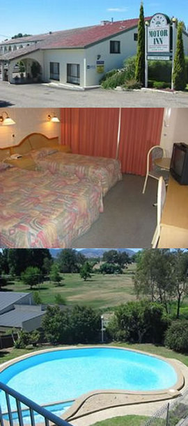 Tumut Motor Inn - Perisher Accommodation