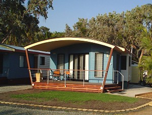 Island View Caravan Park - Perisher Accommodation