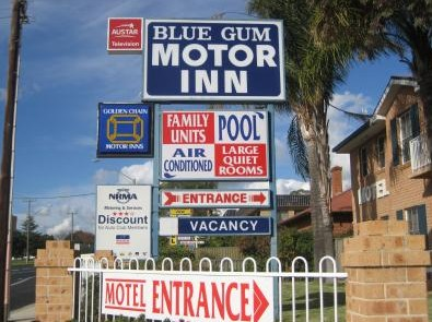 Blue Gum Motor Inn - Perisher Accommodation