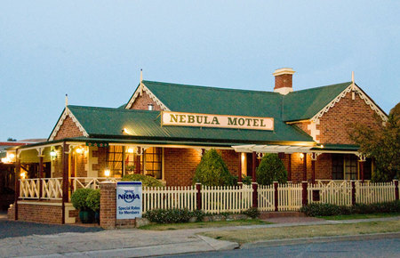 Nebula Motel - Perisher Accommodation