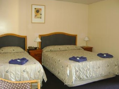 Mudgee Motor Inn - Perisher Accommodation