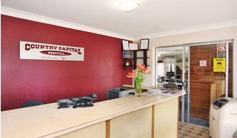 Country Capital Motel - Perisher Accommodation