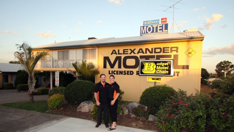Alexander Motel - Perisher Accommodation