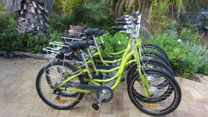 Paul's Eco E Bike Tours - Perisher Accommodation