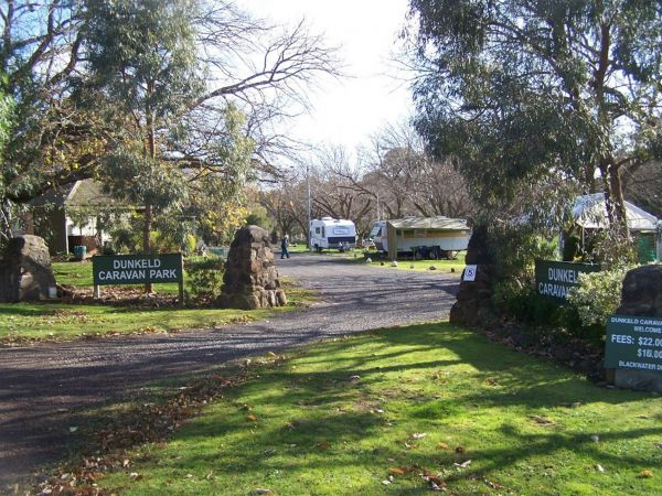 Dunkeld Caravan Park - Perisher Accommodation