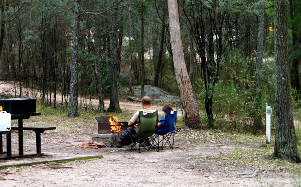 Girraween National Park Camping Ground - Perisher Accommodation