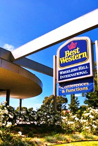 Best Western Wheelers Hill International - Perisher Accommodation