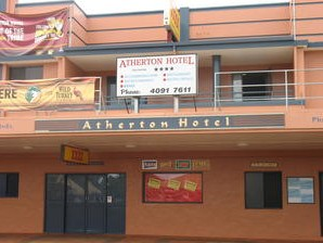 Atherton Hotel - Perisher Accommodation