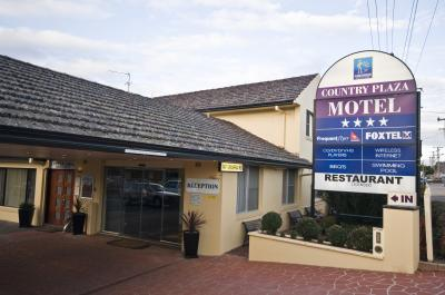 Quality Inn Country Plaza Queanbeyan - Perisher Accommodation