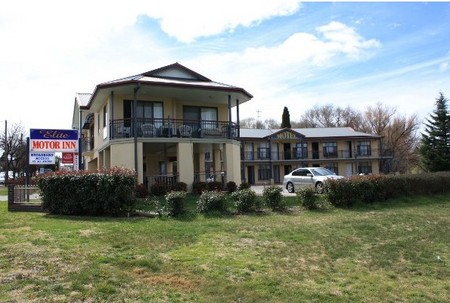 Elite Motor Inn - Perisher Accommodation