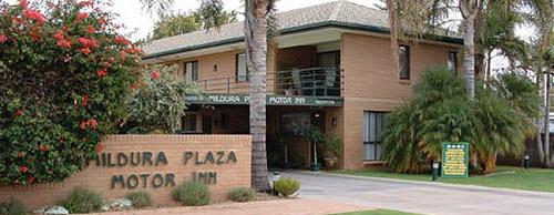 Mildura Plaza Motor Inn - Perisher Accommodation