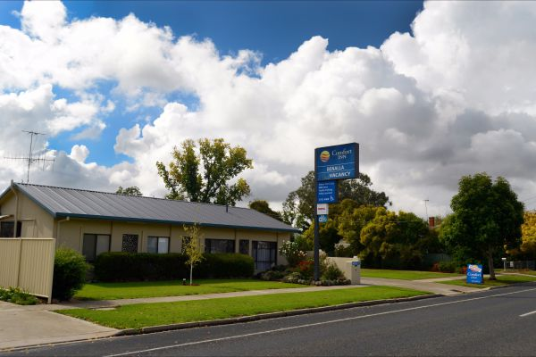 Comfort Inn Benalla - Perisher Accommodation