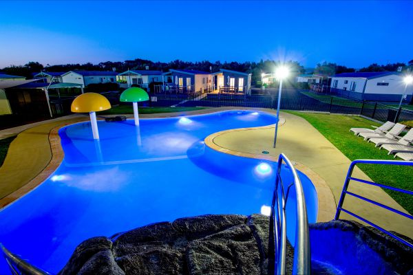 BIG4 Hopkins River Holiday Park - Perisher Accommodation