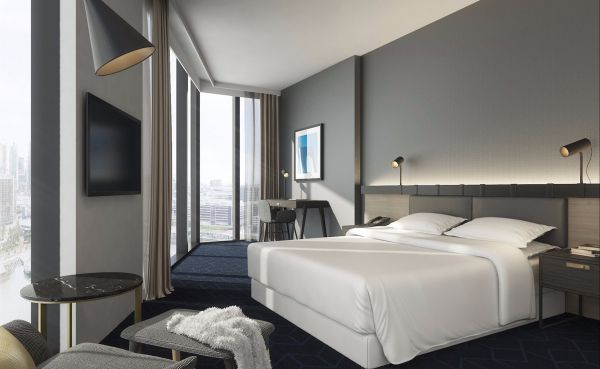 Four Points By Sheraton Melbourne Docklands - Perisher Accommodation