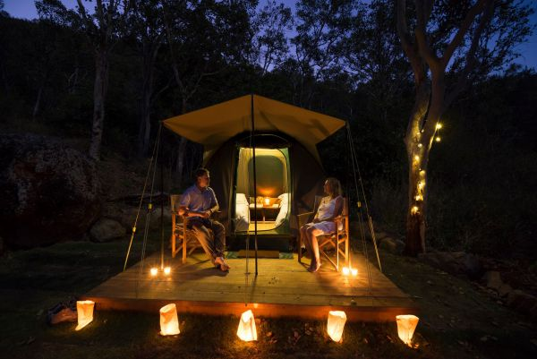 Keswick Island Camping and Glamping - Perisher Accommodation