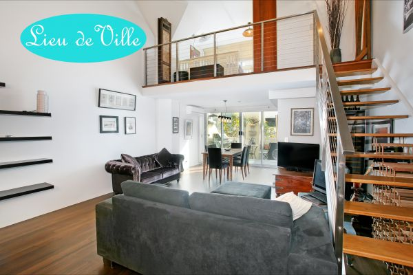 Lieu de Ville Suite - Perisher Accommodation