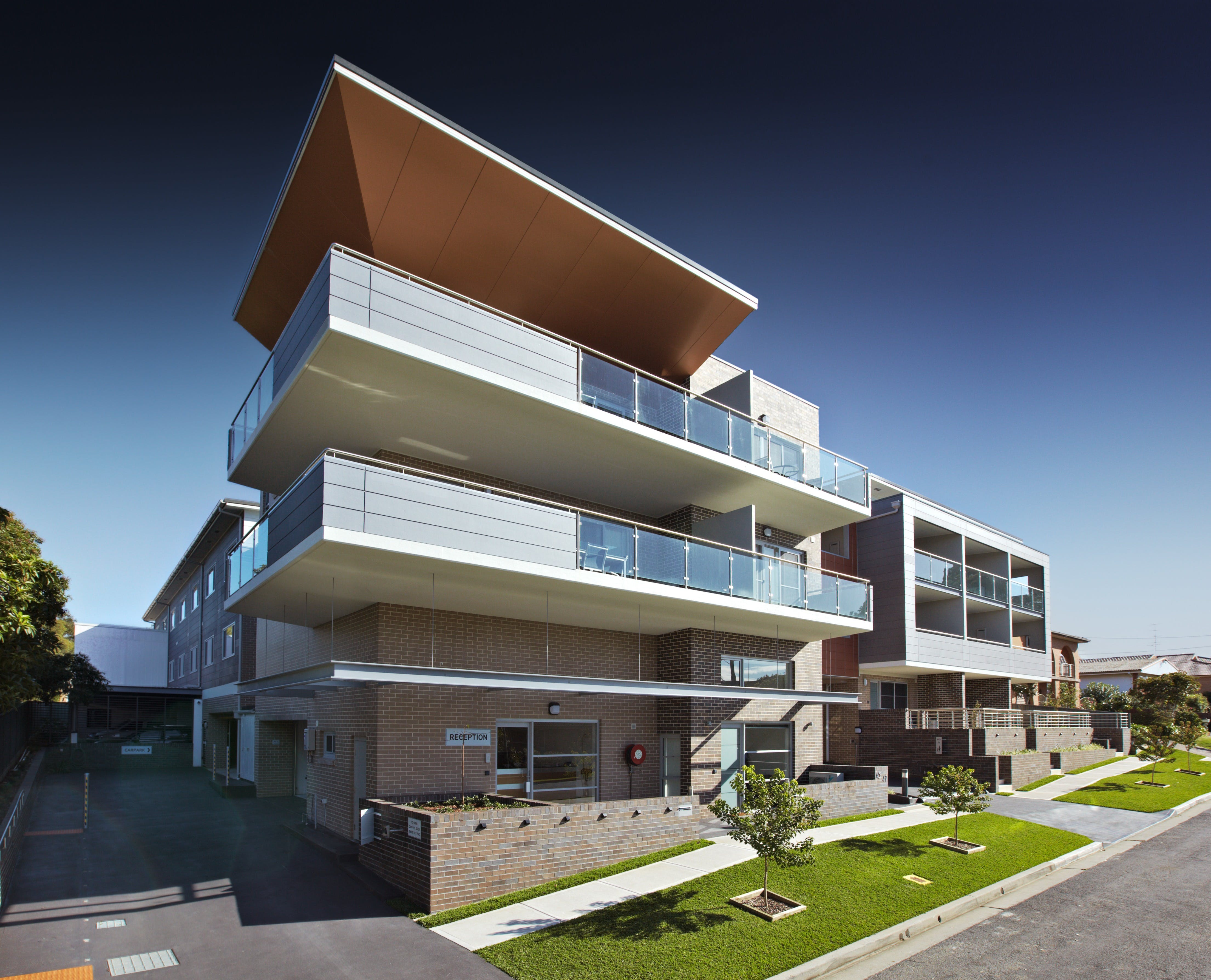 Charlestown Executive Apartments - Perisher Accommodation