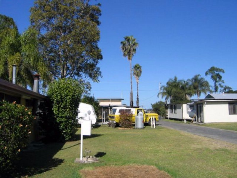 Browns Caravan Park - Perisher Accommodation