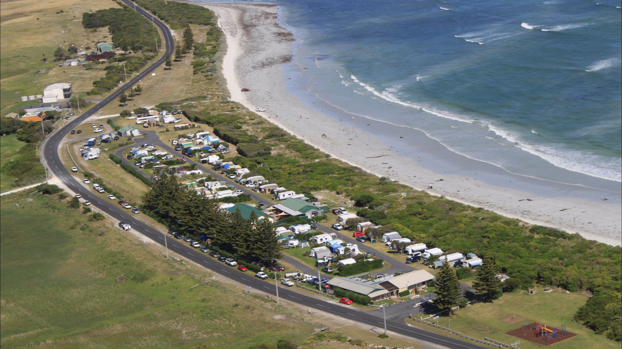 Port MacDonnell Foreshore Tourist Park - Perisher Accommodation