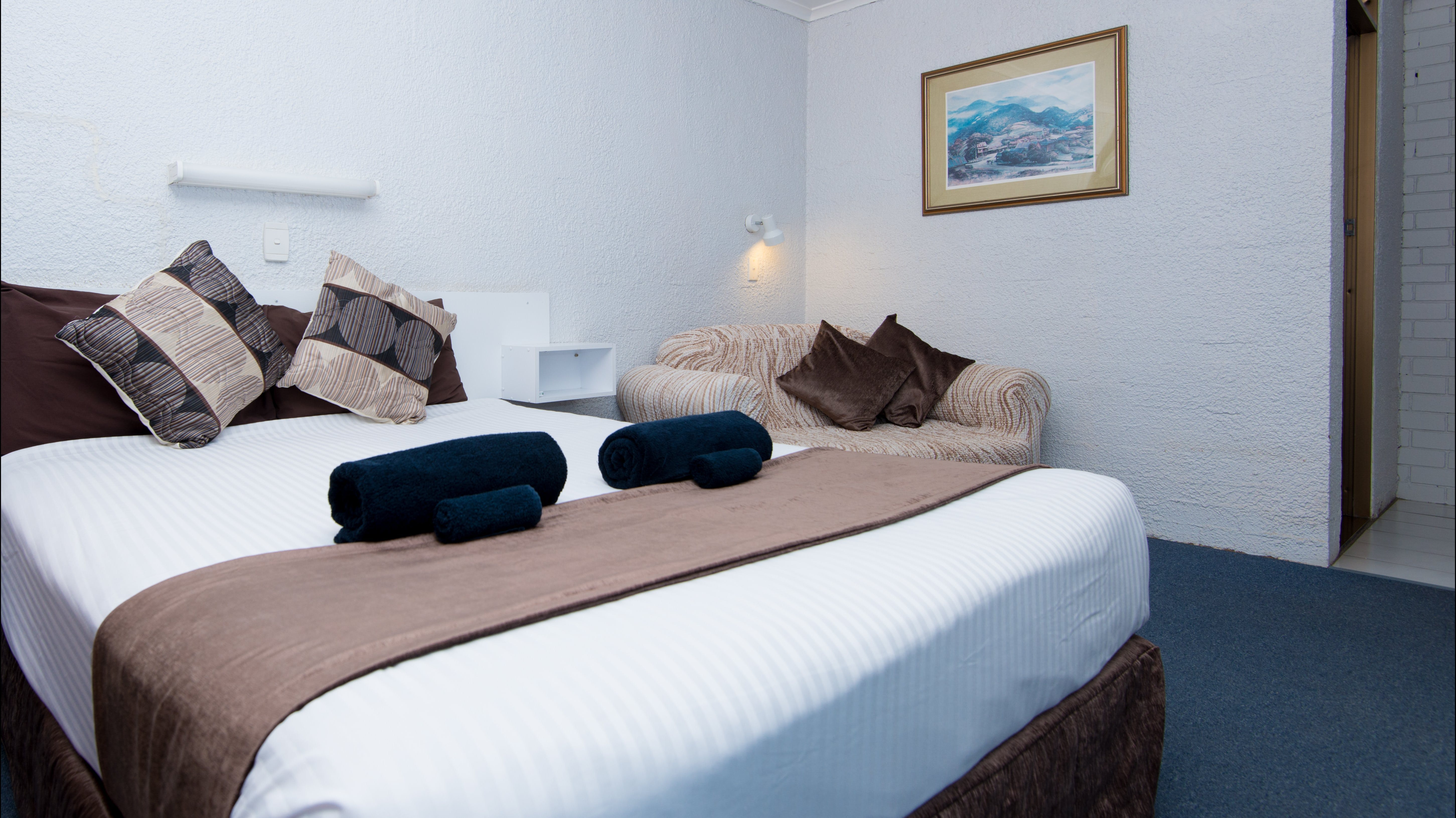 Abajaz Motor Inn - Perisher Accommodation