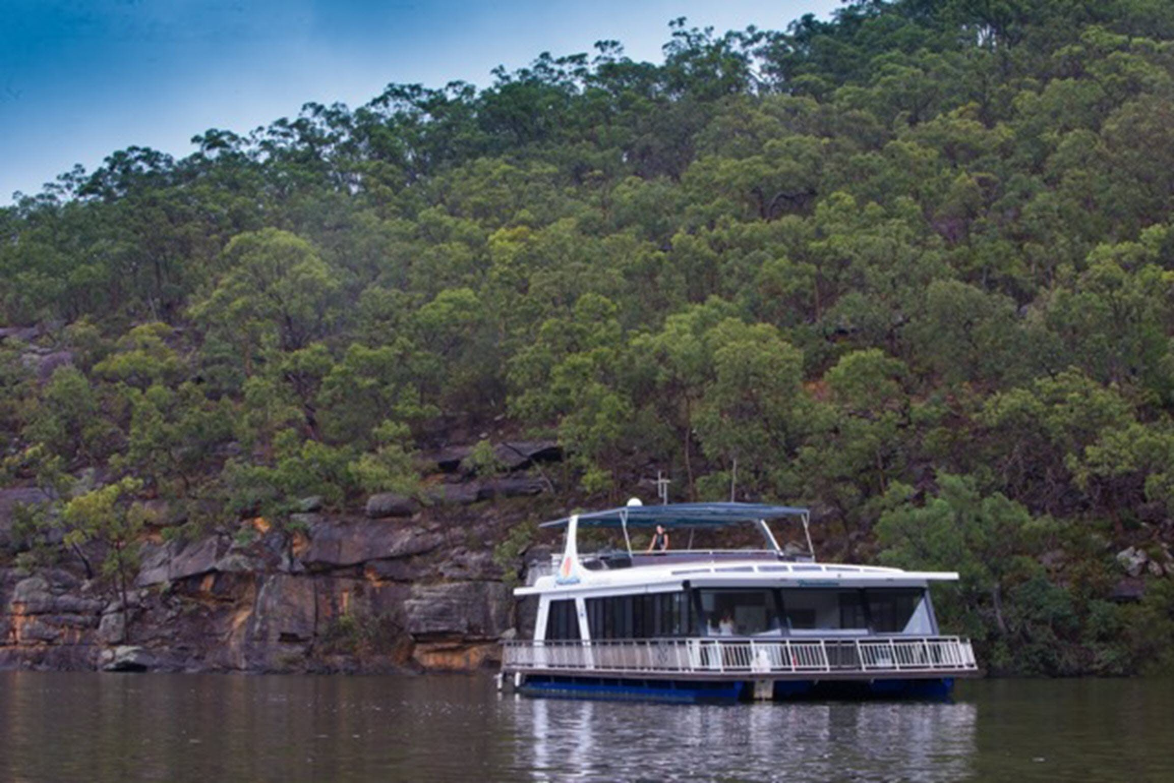 Able Hawkesbury River Houseboats - Kayaks and Dayboats - Perisher Accommodation