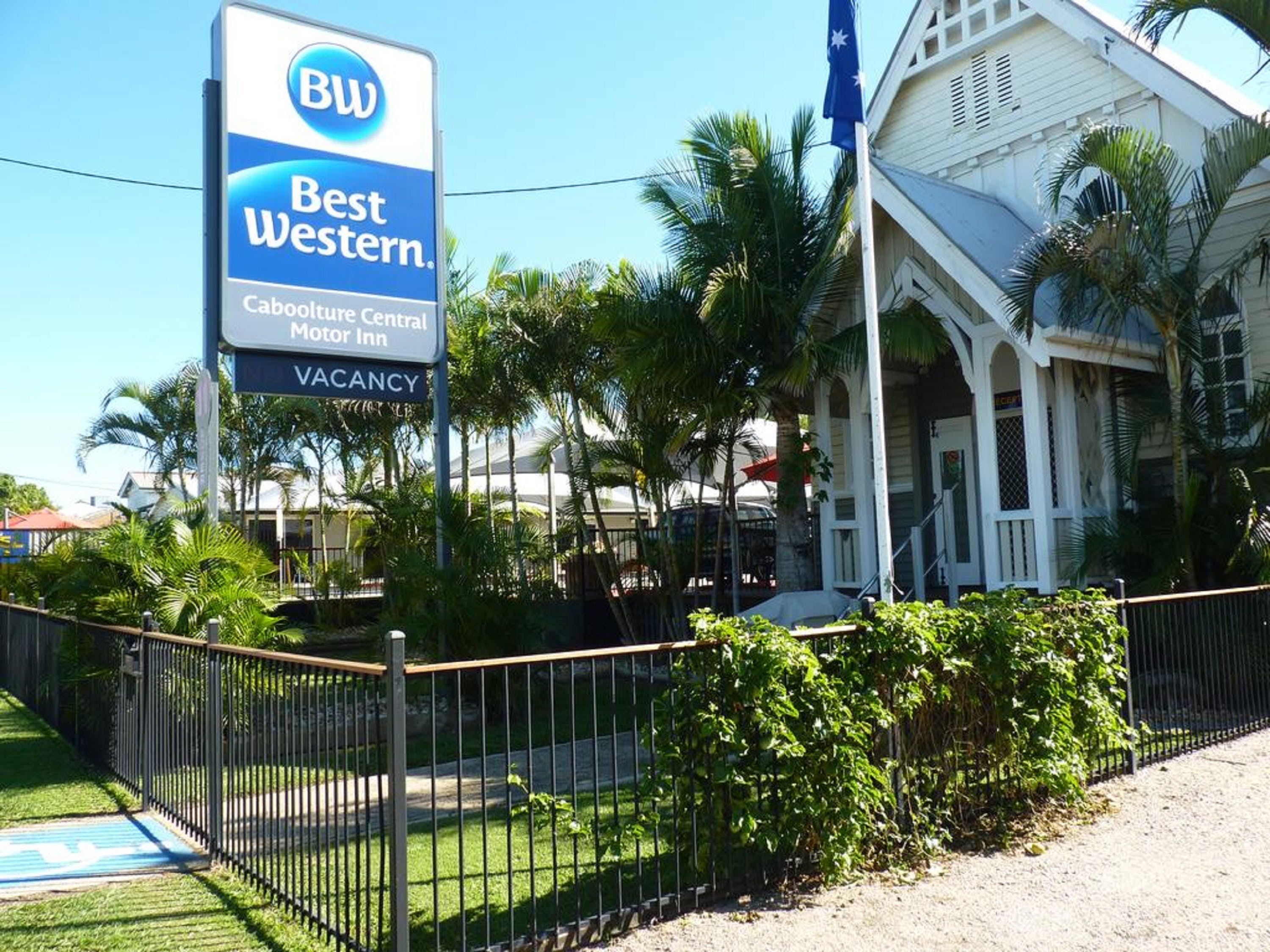 Best Western Caboolture Central Motor Inn - Perisher Accommodation