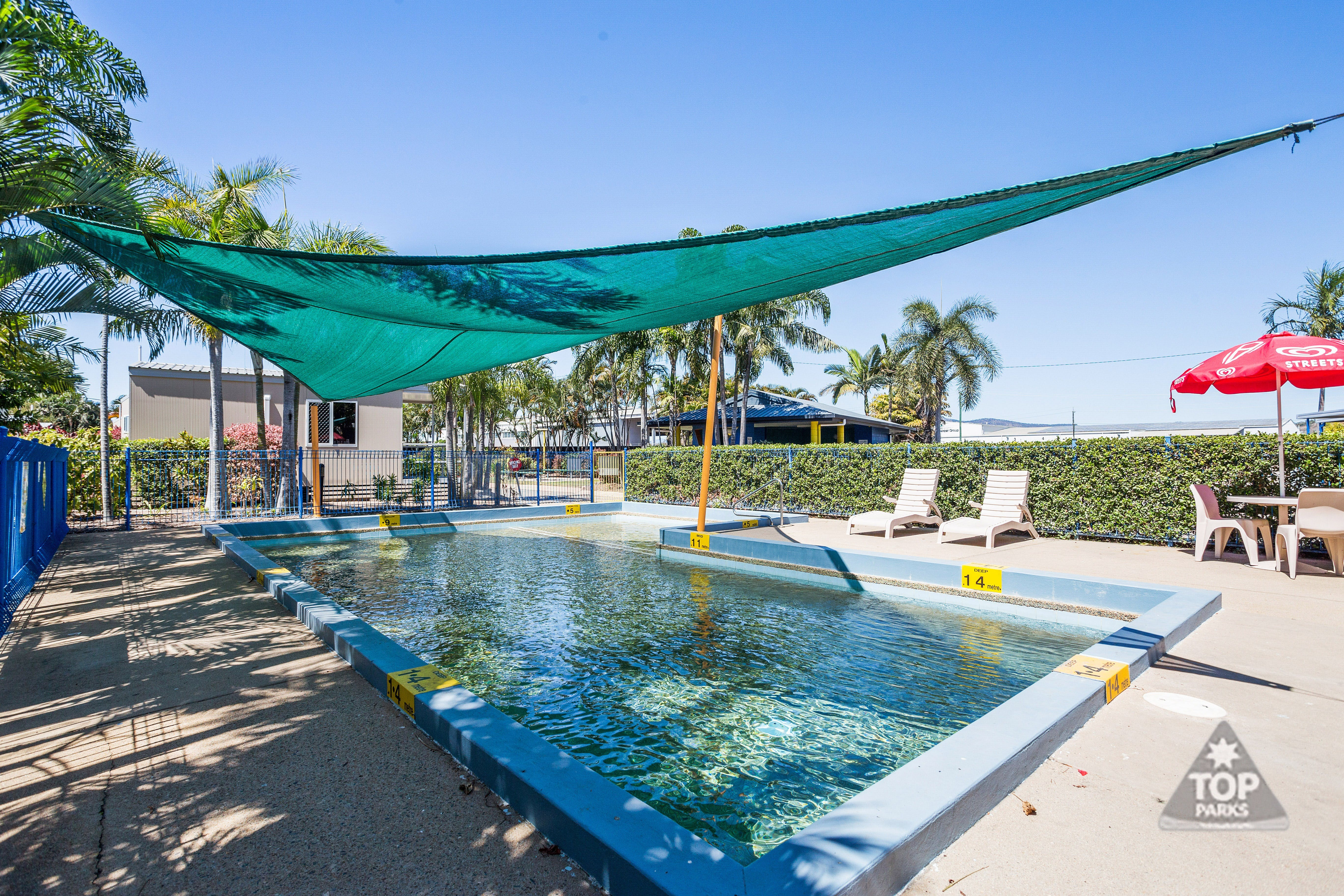Coral Coast Tourist Park Townsville - Perisher Accommodation