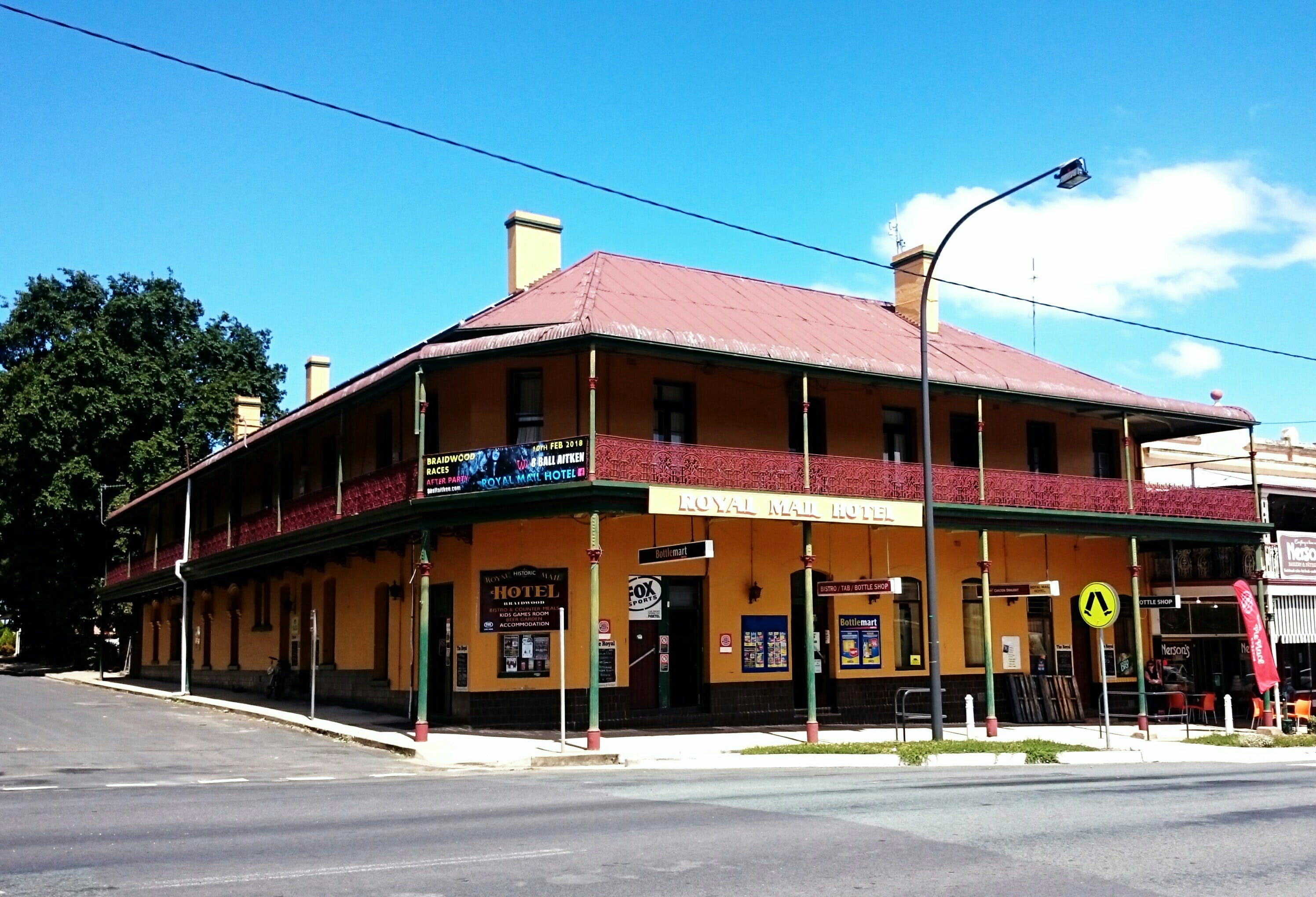 Royal Mail Hotel Braidwood - Perisher Accommodation