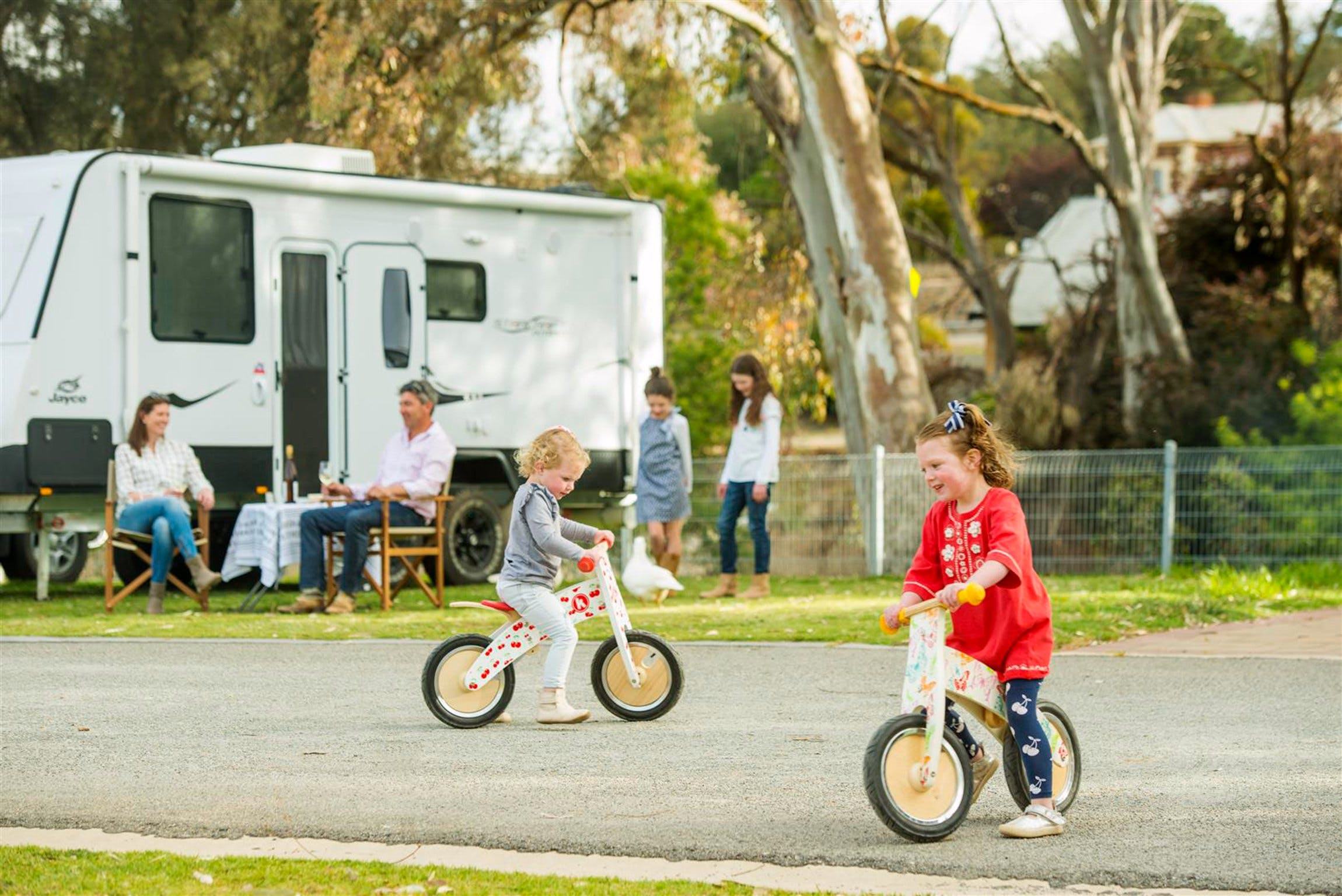 Burra Caravan and Camping Park - Perisher Accommodation