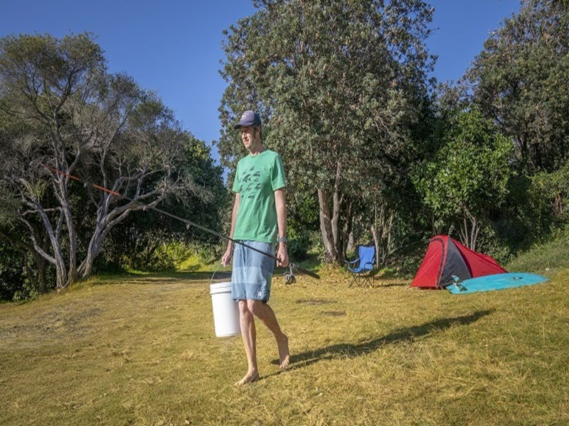 Racecourse campground - Perisher Accommodation