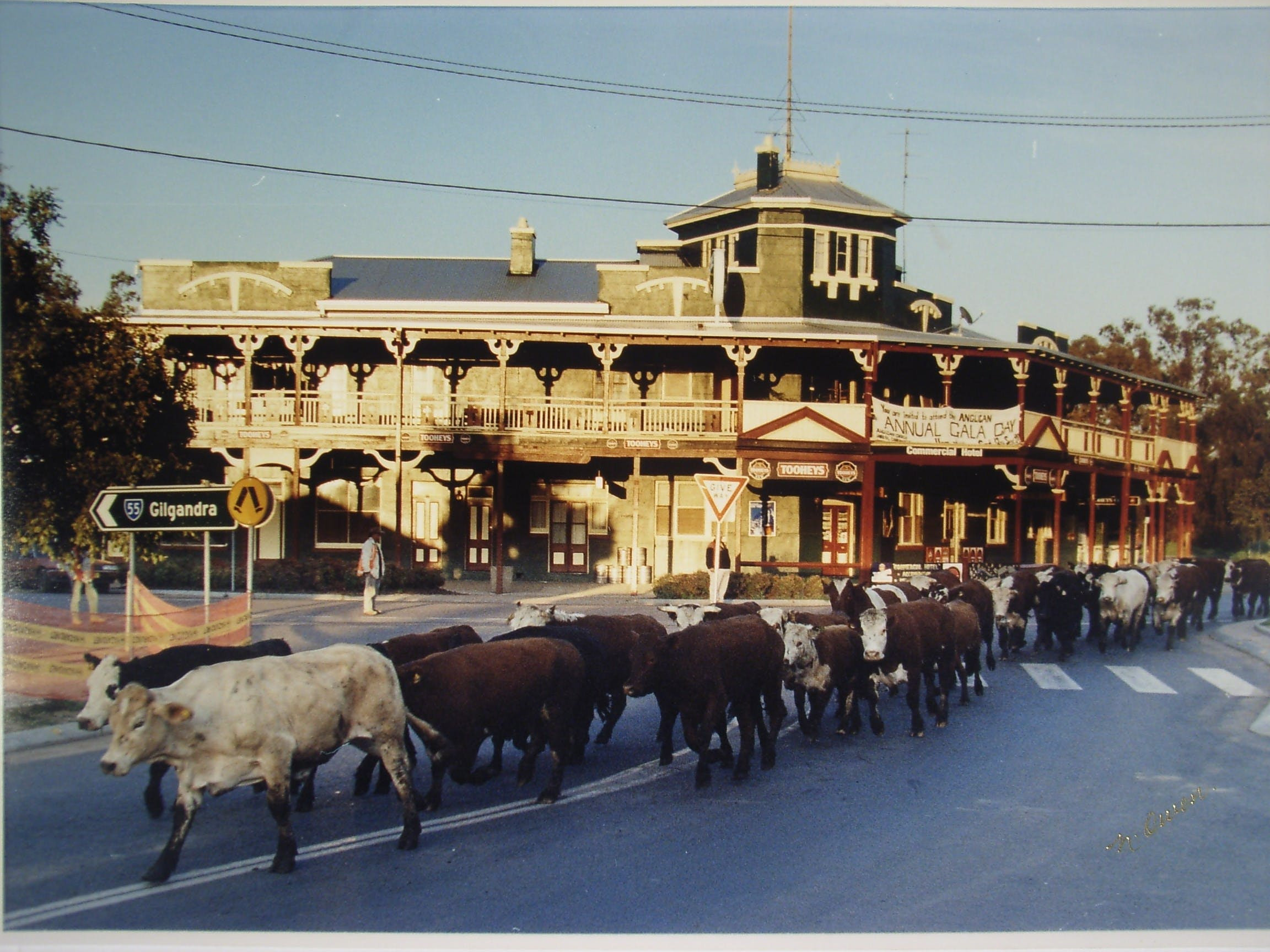 The Commercial Hotel Coonamble - Perisher Accommodation