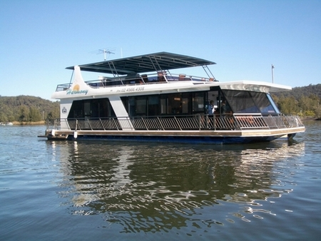 Able Hawkesbury River Houseboats - Perisher Accommodation